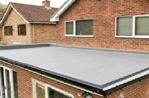 Flat Roof Repairs Old Tame