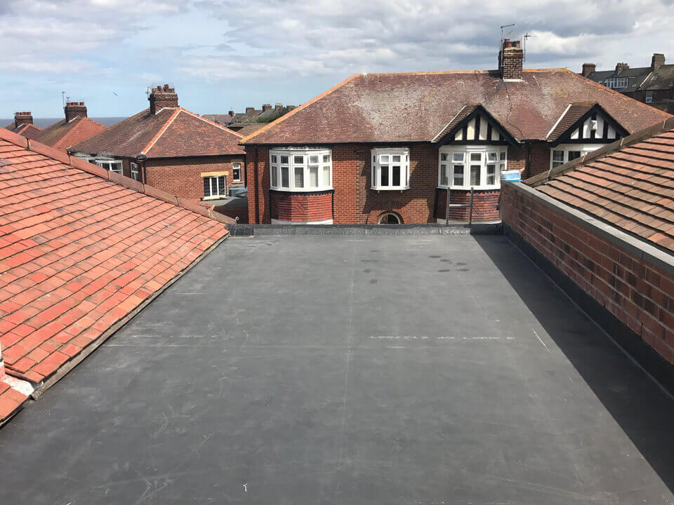 Flat Roof Repairs Reddish