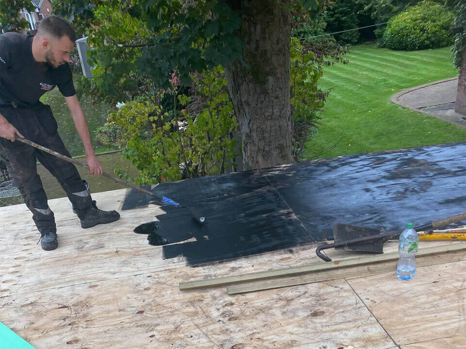 Summerseat Flat Roof Repairs